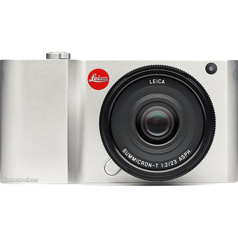 Leica T (Type 701) Mirrorless Digital Camera Kit with 23mm Lens
