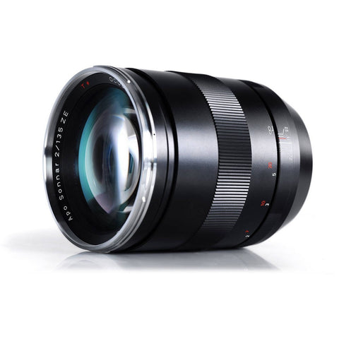 Zeiss 135mm f/2 Apo Sonnar T* Lens