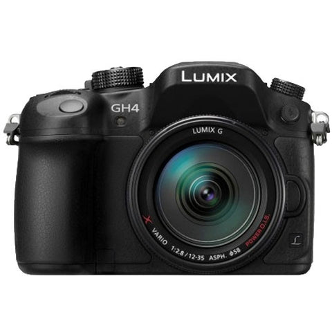 Panasonic Lumix DMC-GH4 4K Digital Camera Kit with 12-35mm Lens