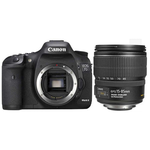 Canon EOS 7D Mark II DSLR Camera Kit with 15-85mm IS USM Lens