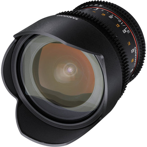 Samyang 10mm T3.1 ED AS NCS CS VDSLR Lens