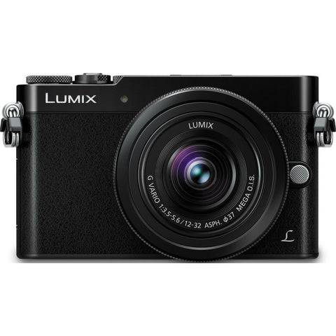 Panasonic LUMIX DMC-GM5 Camera PAL Kit with 12-32mm Lens