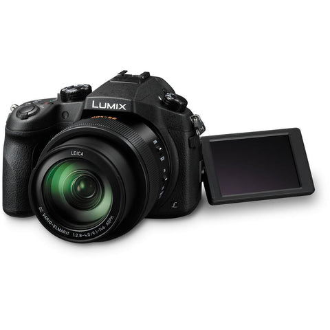 Panasonic Lumix DMC-FZ1000 4K QFHD Wi-Fi Digital Camera 20.1 MP
