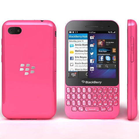 Blackberry Q5 SQR100-2 4G 8GB Unlocked Smartphone