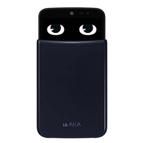 LG AKA F520S 16GB Quad-Core Creepy Eyes