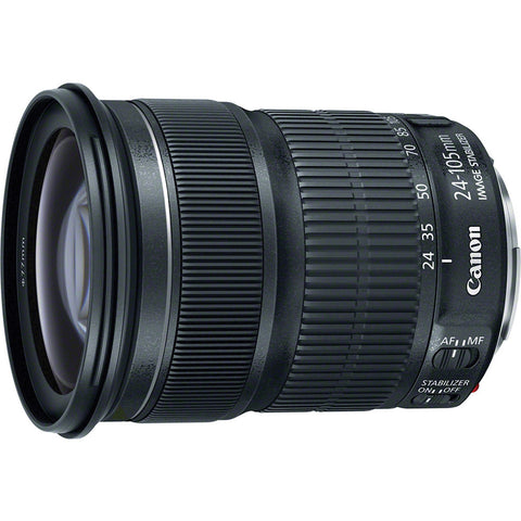 Canon EF 24-105mm f/3.5-5.6 IS STM Full Frame Lens