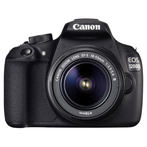 Canon EOS 1200D 18.0 MP DSLR Camera Kit with 18-55mm III Lens