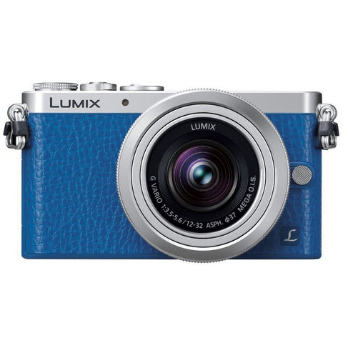 Panasonic Lumix DMC-GM1S Mirrorless Camera with 12-32mm Lens Kit