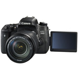 Canon EOS 760D DSLR Camera with 18-135mm STM Lens