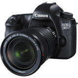 Canon EOS 6D DSLR Camera with 24-105mm STM Lens