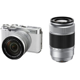 Fujifilm X-A2 Camera with 16-50mm & 50-230mm Lens