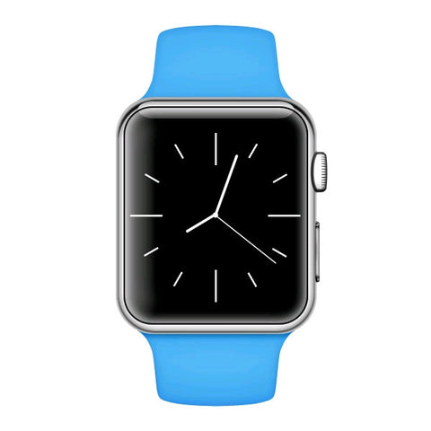 Apple Watch Sport 38mm Silver With Sport Band 2V2