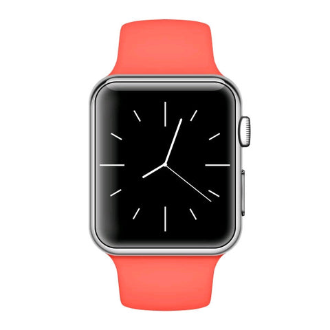 Apple Watch Sport 38mm Silver With Sport Band 2W2