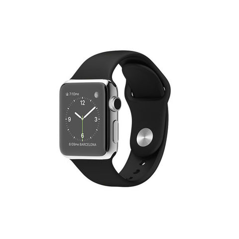 Apple Watch Sport 38mm Silver With Sport Band 2Y2
