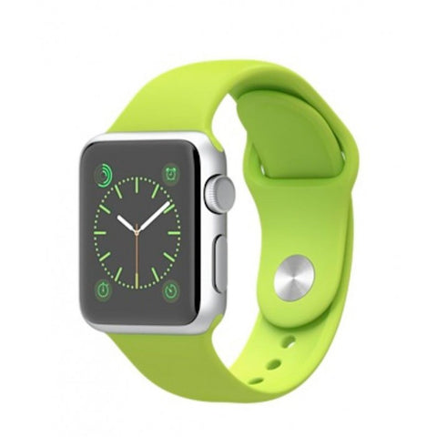 Apple Watch Sport 38mm Silver With Sport Band 2U2
