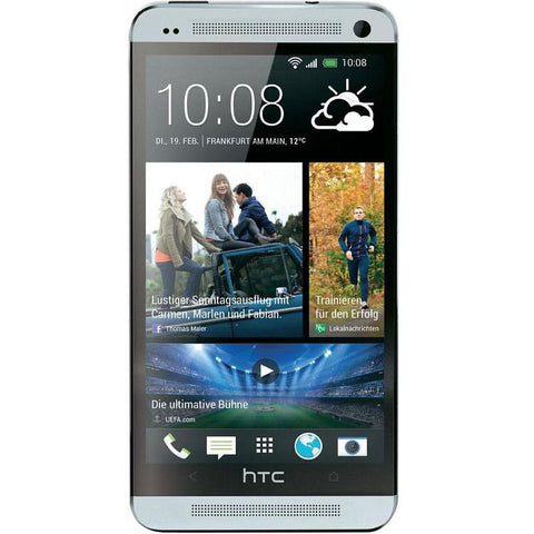 HTC One M7 801N 32GB LTE Single Sim Unlocked Smartphone
