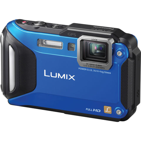 Panasonic Lumix DMC-FT6 Digital Camera