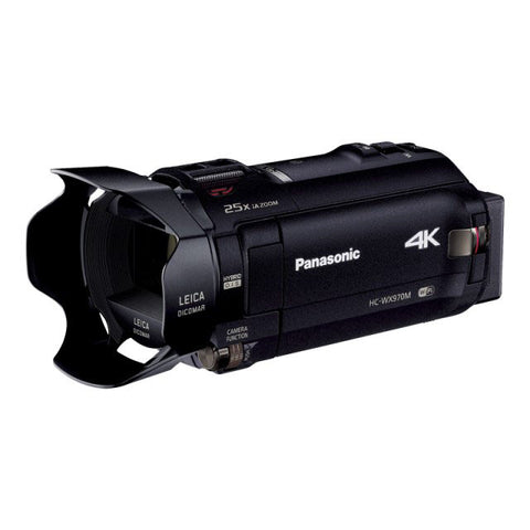 Panasonic HC-VX970M Twin Camera 4K Camcorder