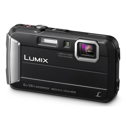 Panasonic Lumix DMC-FT30 16MP Waterproof Camera