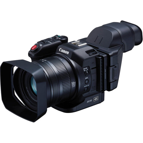 Canon XC10 4K Professional Camcorder With 128GB Cfast 2