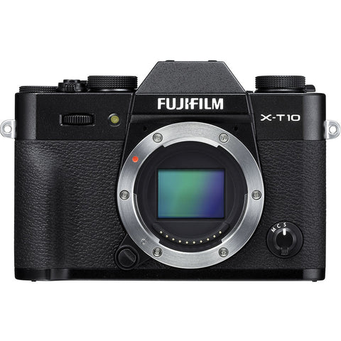 Fujifilm X-T10 Mirrorless Digital Camera Body