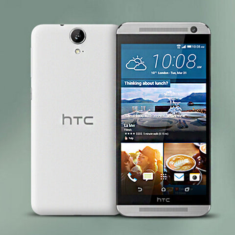 HTC One E9 16GB Dual SIM LTE Unlocked Smartphone