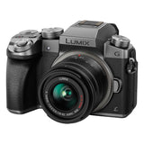 Panasonic Lumix DMC-G7 Mirrorless Micro Four Thirds Digital Camera with 14-140mm Lens