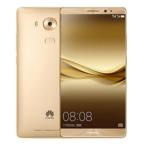 "Huawei Ascend Mate 8 16MP Dual Sim 6"" 64GB Unlocked Smartphone"
