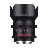Samyang 21mm T1.5 ED AS UMC CS Cine Lens for