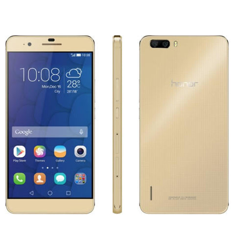 "Huawei Honor 6 Plus 6X PE-TL10 5.5"" HD 32GB Unlocked Smartphone"