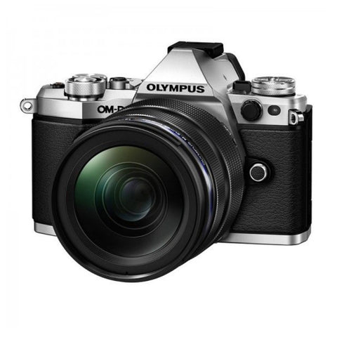 Olympus OM-D E-M5 Mark II Camera with 12-40mm Lens Kit