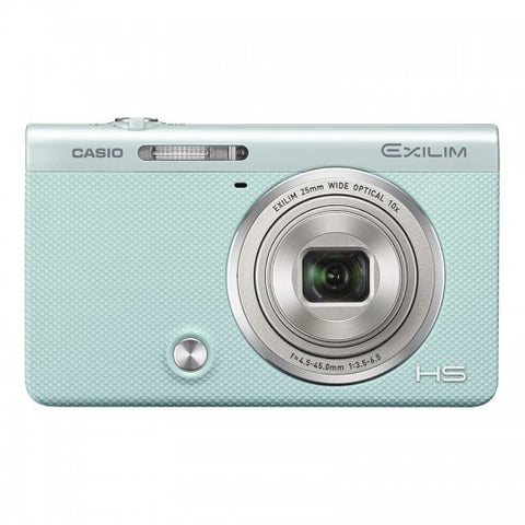 Casio EX-ZR55 16.1 MP Wi-Fi High Speed Digital Camera