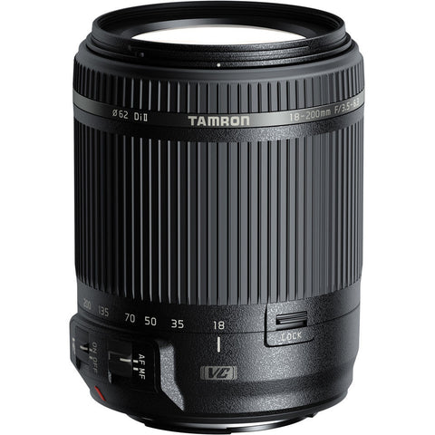 Tamron 18-200mm f/3.5-6.3 Di II VC  (B018) Lens for Canon EF