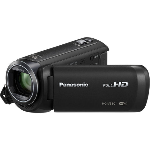 Panasonic HC-V380 Pal Full HD Camcorder