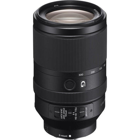 New Sony FE 70-300mm f/4.5-5.6 G OSS Lens