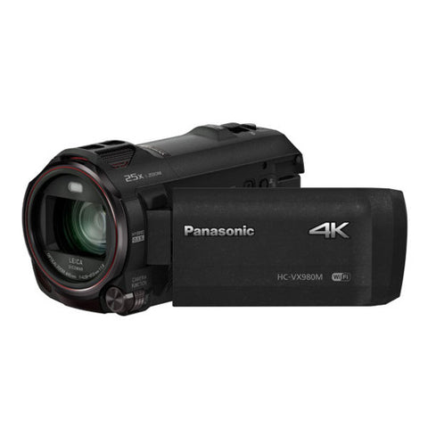 Panasonic HC-VX980M 4K Ultra HD Camcorder PAL