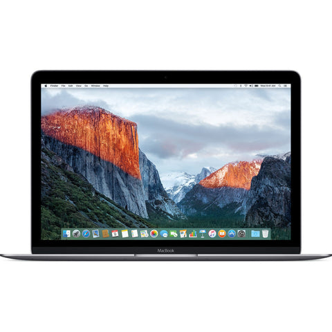 "Apple Macbook 12"" MLH72 1.1GHz Core M3 256GB (2016)"