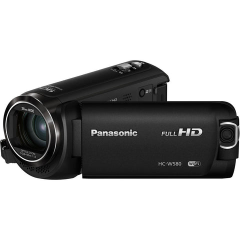 Panasonic HC-W580 Full HD Camcorder with Twin Camera PAL