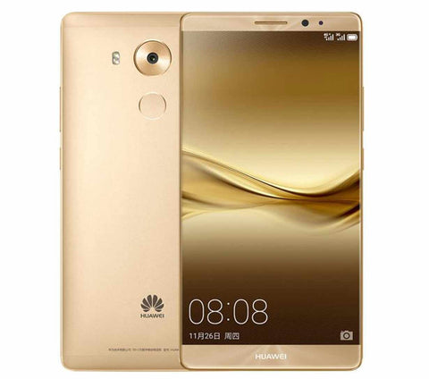 "Huawei Ascend Mate 8 16MP Dual Sim 6"" 64GB Unlocked Smartphone AL10"