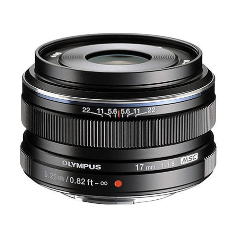 Olympus M.ZUIKO Digital 17mm f/1.8 Lens EW-M1718 Bulk Pack