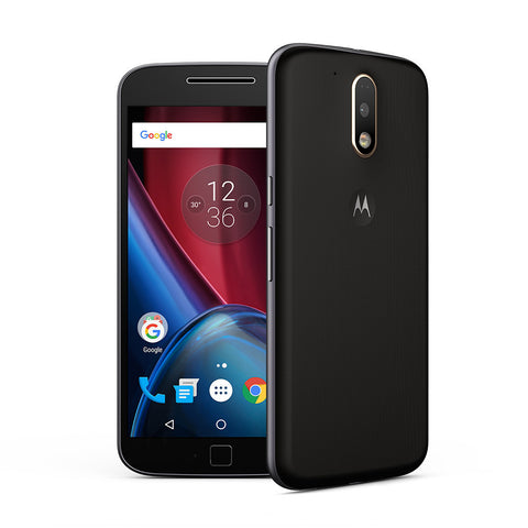 Motorola Moto G4 Plus 4th Generation 32GB 5.5inch Unlocked Smartphone