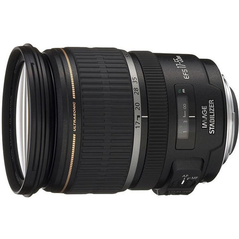 Canon EF-S 17-55mm f/2.8 IS USM Zoom Lens For Canon