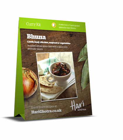 Bhuna Curry Kit