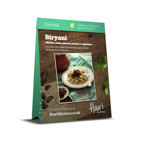 Biryani Curry Kit