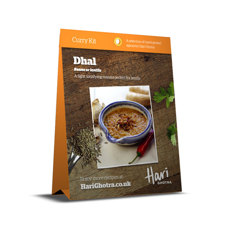 Dhal Curry Kit