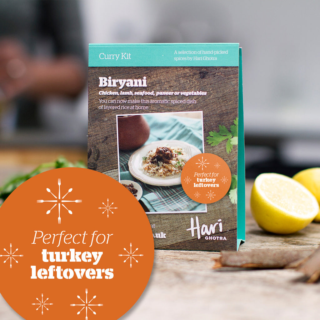 Christmas Biryani Curry Kit