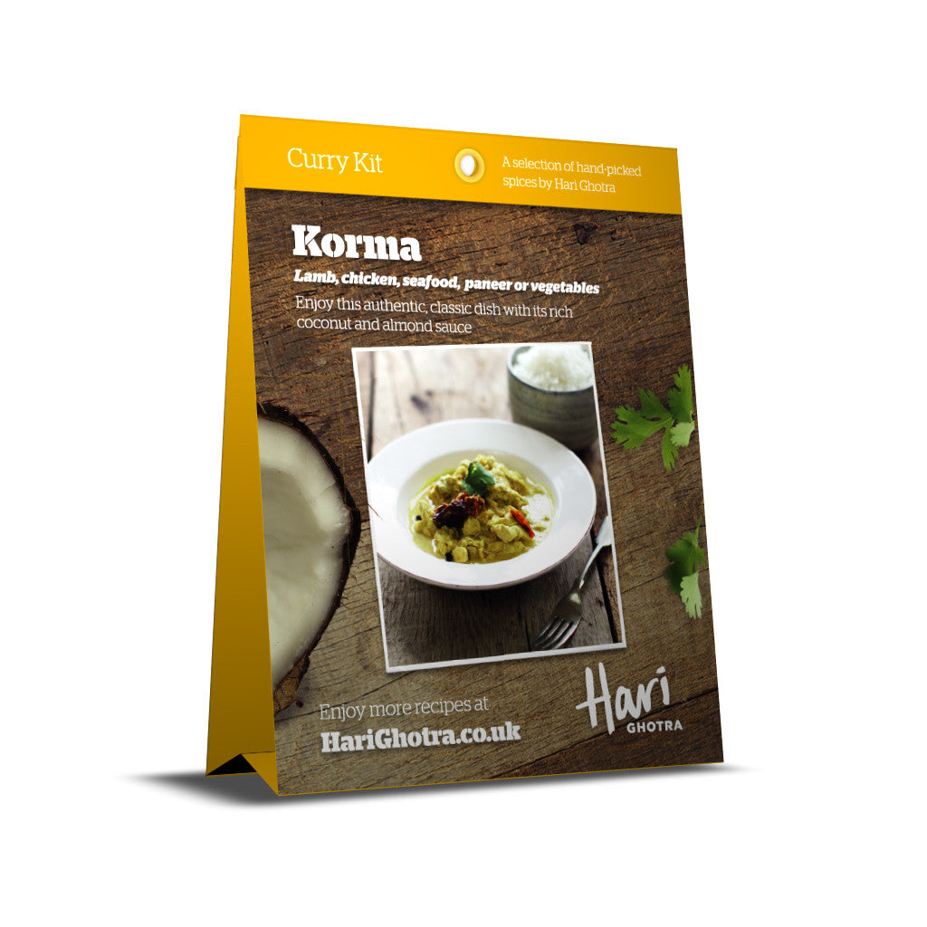 Korma Curry Kit