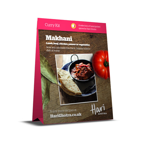 Makhani Curry Kit