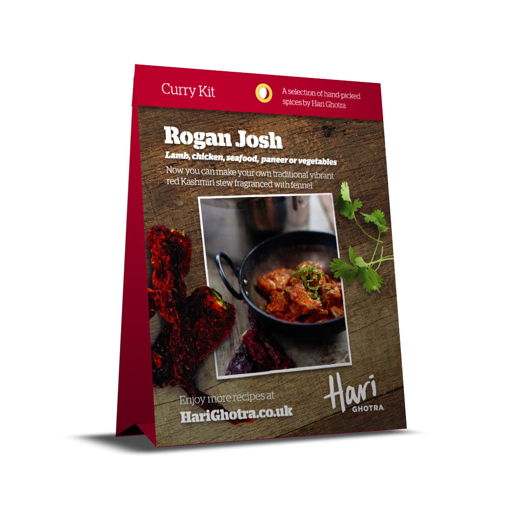 Rogan Josh Curry Kit