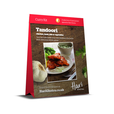 Tandoori Curry Kit